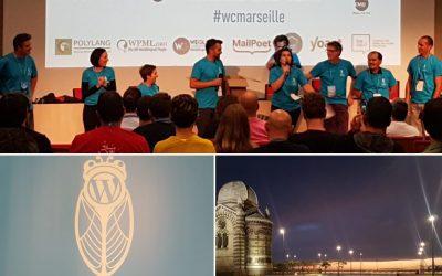 Conférences WordPress #WCMarseille 2017