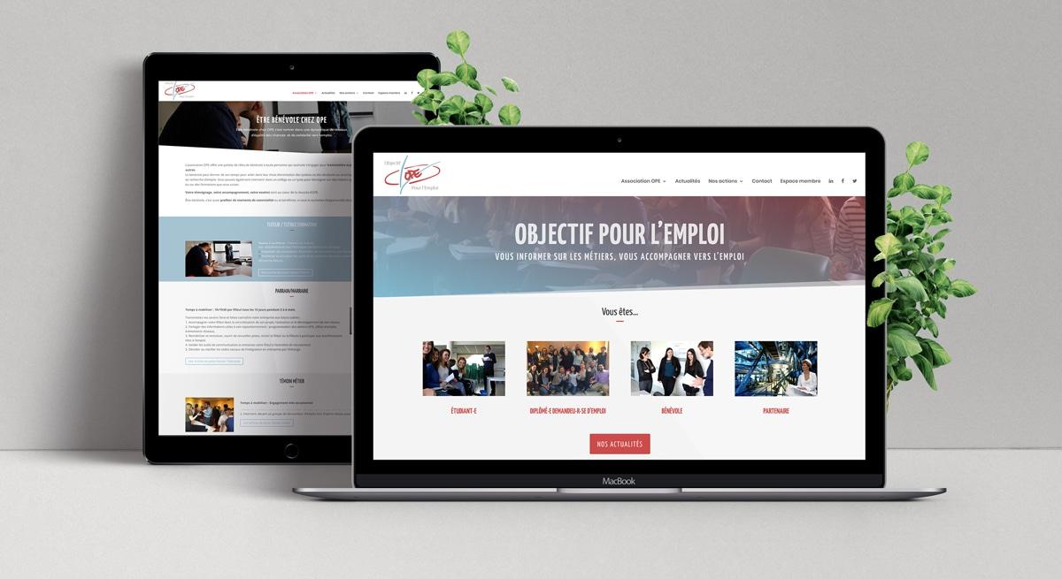 site association OPE