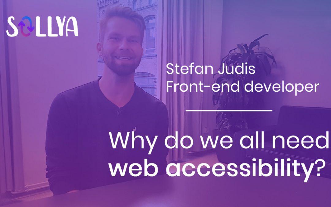 Pourquoi a-t-on besoin de l'accessibilité web ?