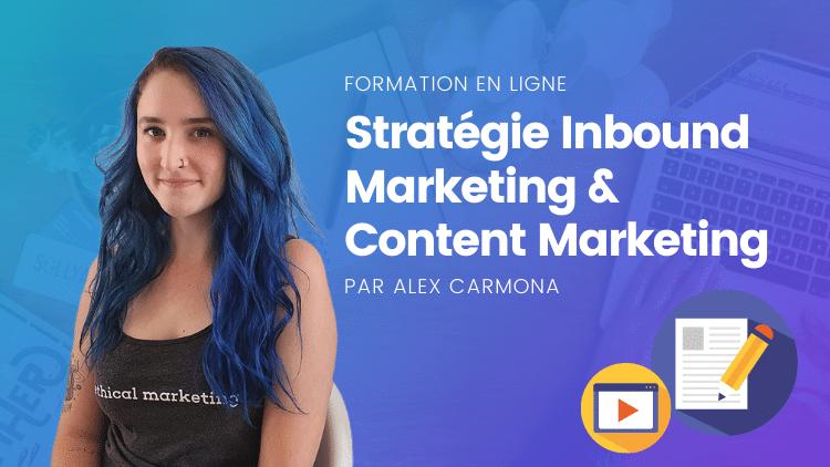 strategie inbound marketing content formation